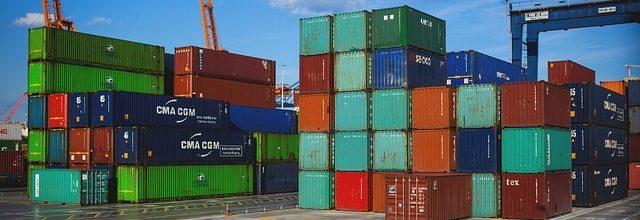imagen contenedores puerto